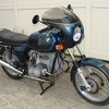 "4960919 '74 R90S. Matching VIN Numbers. Reynolds Rideoff centerstand. Rebuilt motor 16,000 Mi. Krauser Saddlebags,  Fresh 10K Major Service. Factory tool kit, Krauser ""S"" Tailpiece add-on small rack. The battery is a new sealed type"