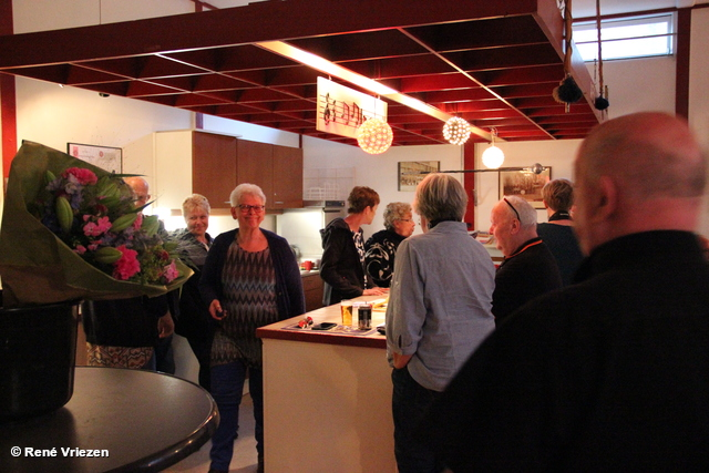 R.Th.B.Vriezen 20180517 069 Arnhems Fanfare Orkest Afscheid Piet en Marian Ventiel- SchuifTronbone donderdag 17 mei 2018