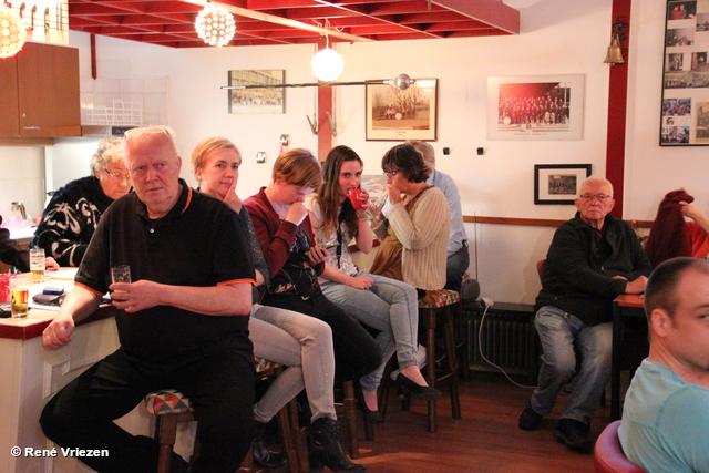 R.Th.B.Vriezen 20180517 106 Arnhems Fanfare Orkest Afscheid Piet en Marian Ventiel- SchuifTronbone donderdag 17 mei 2018