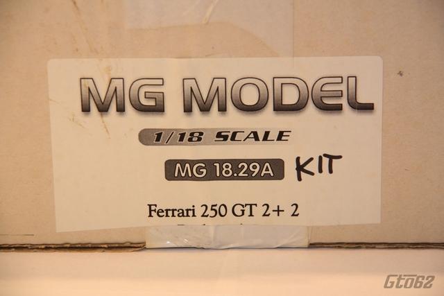 IMG 5123 (Kopie) 250 GT 2+2 MG Modelplus