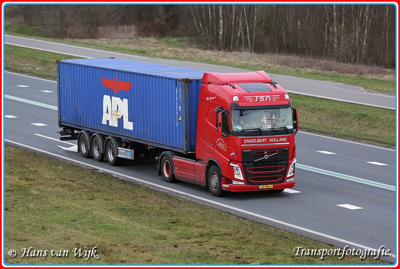 50-BDK-7  C-BorderMaker - Container Trucks
