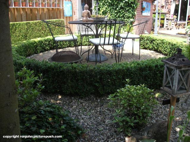 Tuin scheerbeurt the day afther 09-06-18 5 In de tuin 2018