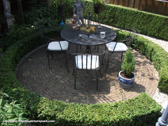 Tuin scheerbeurt the day afther 09-06-18 2 In de tuin 2018