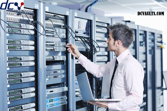 Colocation services in Abu Dhabi custom dedicated server