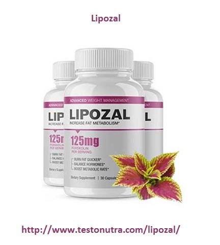 Lipozal http://www.testonutra.com/lipozal/