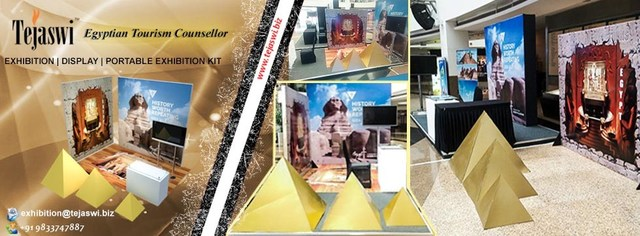 Exhibition-Booth-Designer Exhibition Stand Contractor in Mumbai