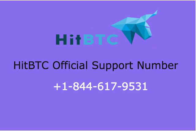 hitbtc-support-number-18446179531 helpline number  Mycelium Support Number +1-844-(617)-9531