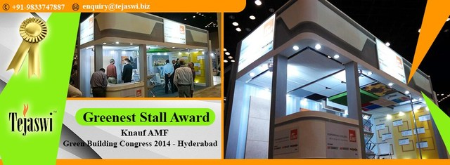 Green-Building Exhibition Stall Designer in Mumbai - Tejaswi Exhibition