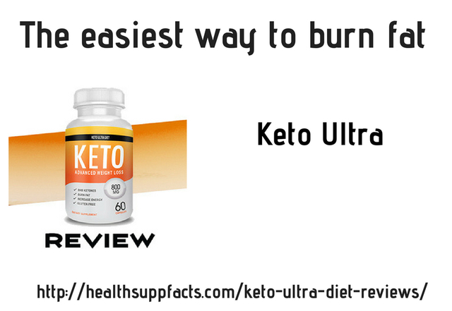 Keto Ultra Diet KETO ULTRA DIET