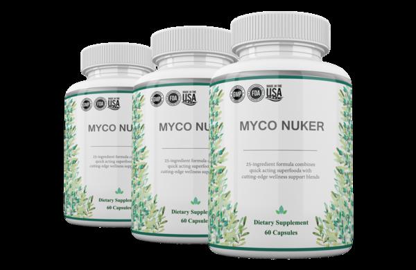 MYCO-NUKER-3 Organic Fungus Nuker
