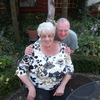 Alie en John 04-07-18 2 - In de tuin 2018