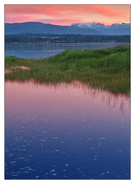 Comox Beach 2018 2b Landscapes