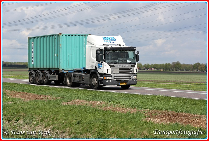 97-BHL-4  C-BorderMaker - Container Trucks