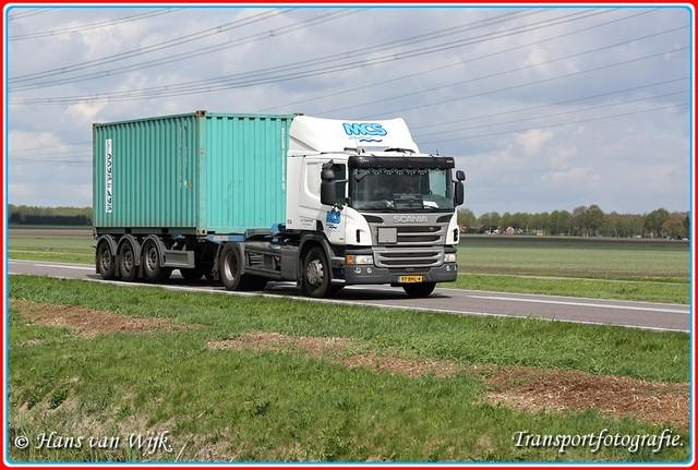 97-BHL-4  C-BorderMaker Container Trucks