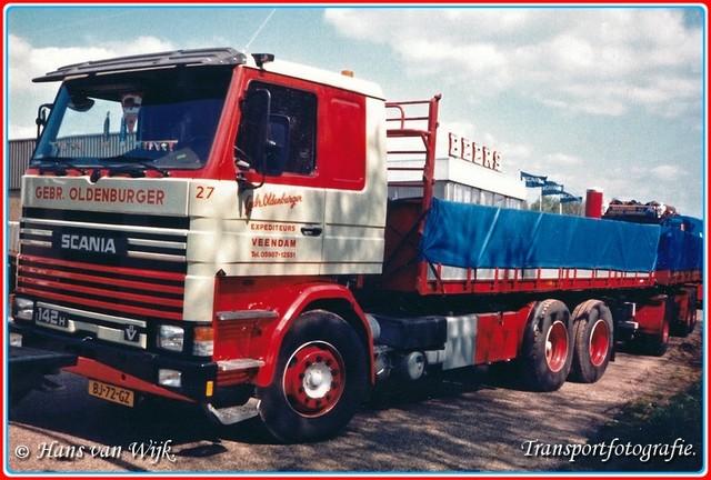 BJ-72-GZ-BorderMaker Kippers Truck & Aanhanger