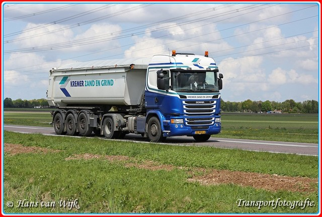 32-BGH-6  E-BorderMaker Kippers Bouwtransport