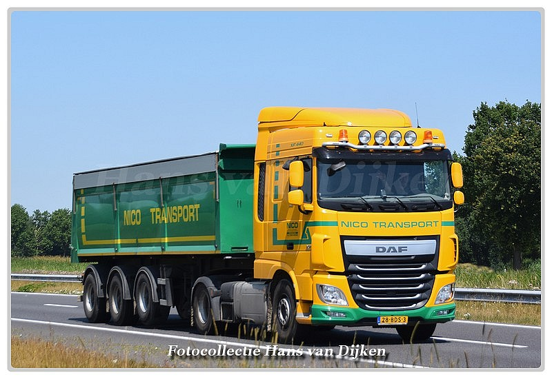 Nico Transport 28-BDS-3-BorderMaker -