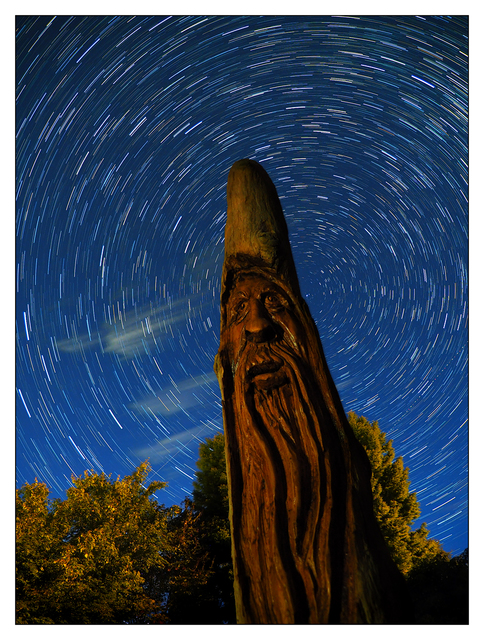 Old Man in the Stars 2018 Comox Valley