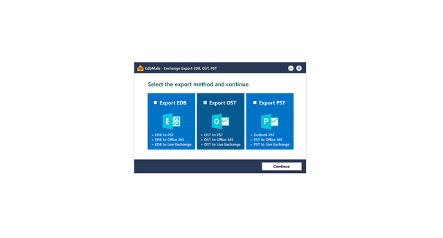 ost-pst-select convert ost to pst