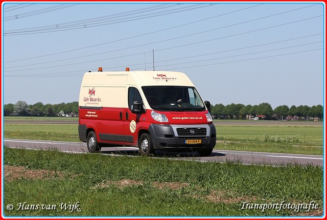 VJ-164-F-BorderMaker Personen Auto's