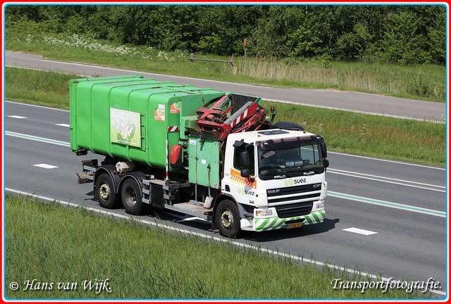 BT-NR-53  A2-BorderMaker Afval & Reiniging