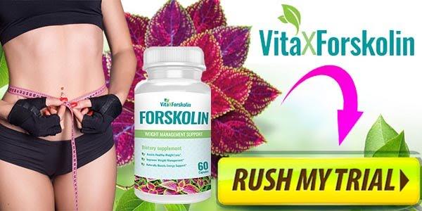 VitaX Forskolin Review: Vitax Forskolin