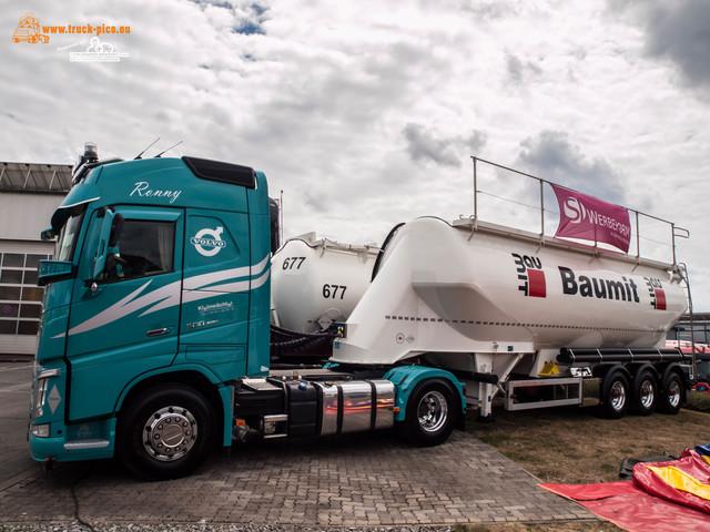 Trucktreffen - Trucker Treffen Hallenberg powered  Trucktreffen Hallenberg 2018 powered by Spedition Kleinwächter, Pfaffe Holz und Dietrich GmbH Gerlingen. #truckpicsfamily