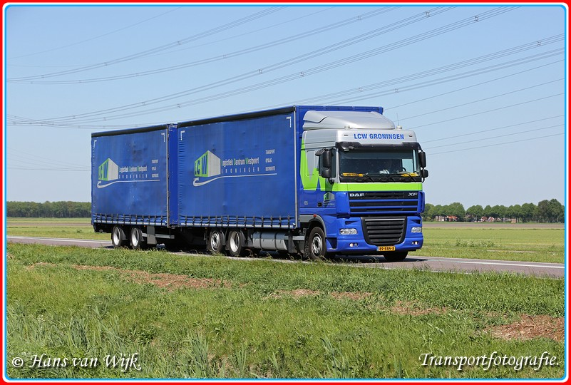 89-BBN-8  B-BorderMaker - Huif Combinatie