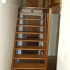 trap vanuit badkamer - Casa Teresa