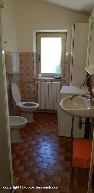 badkamer Casa Teresa