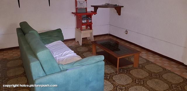 woonkamer Casa Teresa