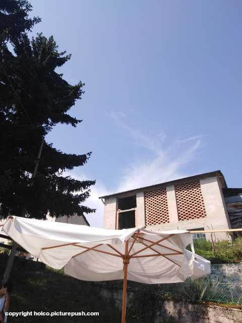 Parasol Casa Teresa