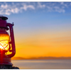 Lantern Sunrise Pano 2018 - Panorama Images
