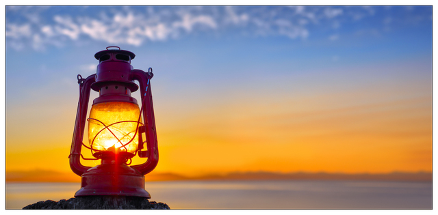 Lantern Sunrise Pano 2018 Panorama Images