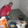 Badkamervloer betegeld 30-0... - Aanpassingen in huis 2018