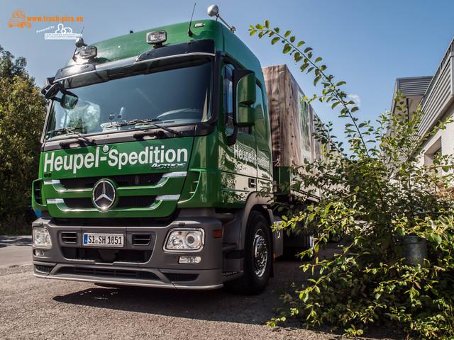 Spedition Heupel powered by www.truck-pics Spedition Heupel, Siegen Weidenau, #truckpicsfamily, mit neuer Werbeplane Südwestfalen, Siegen pulsiert!
