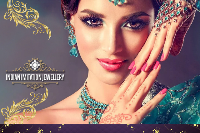 artificial jewellery wholesalers in India Artificial Jewellery Wholesalers in India - Indian Imitation Jewellery