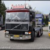 VB-55-JY Volvo F16 van der ... - Retro Truck tour / Show 2018