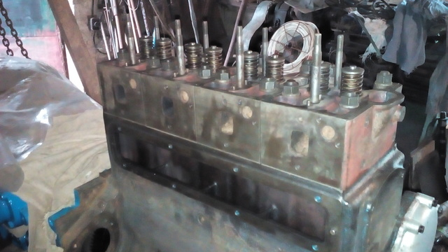 ZetorSuper 35 m48f tractor real