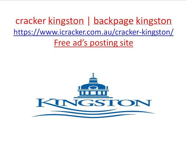 backpage kingston cracker kingston