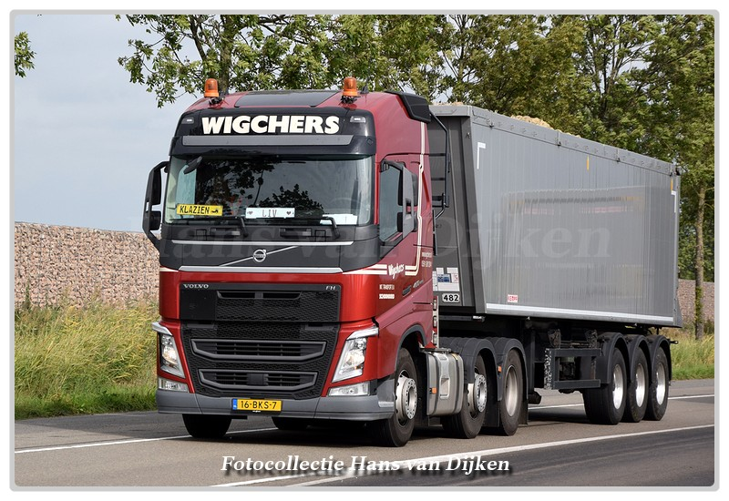 Wigchers 16-BKS-7(0)-BorderMaker -