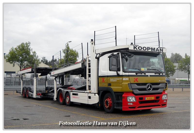 Koopman 78-BBB-8-BorderMaker -
