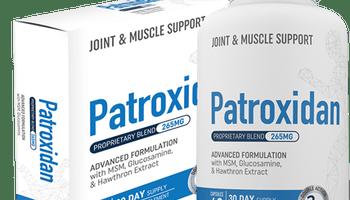 Patroxidan-Pain-Relief-bottle Patroxidan Joint Relief Reviews – Is It Worth Buying?
