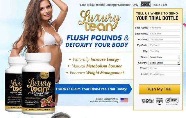 For what reason Should I Buy Luxury Lean Diet? Luxury Lean Diet