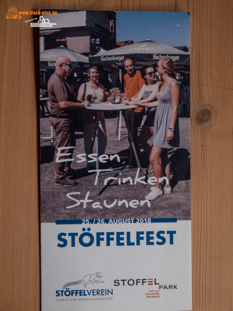 Stöffelfest 2018 Enspel powered by www Stöffelfest 2018, #truckpicsfamily powered by www.truck-pics.eu
