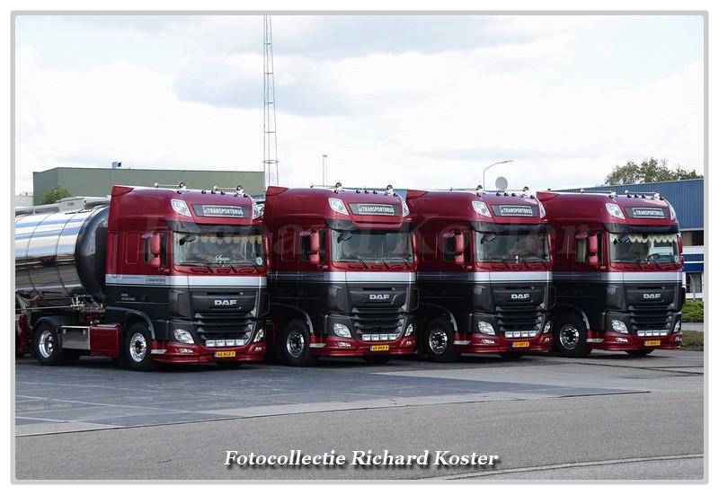 Transportbrug de Line-up (7)-BorderMaker - Richard
