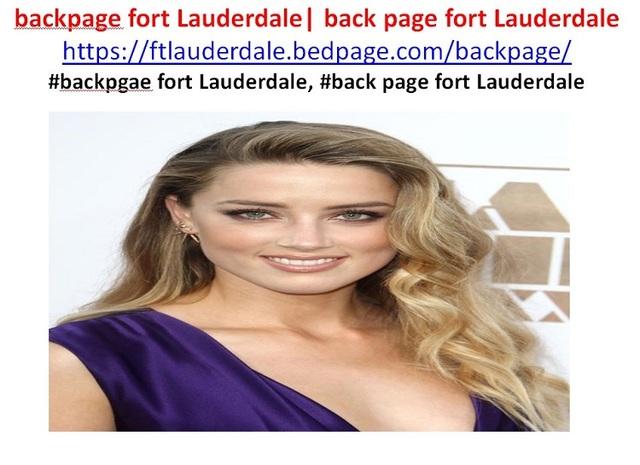 backpage fort Lauderdale backpage fort Lauderdale