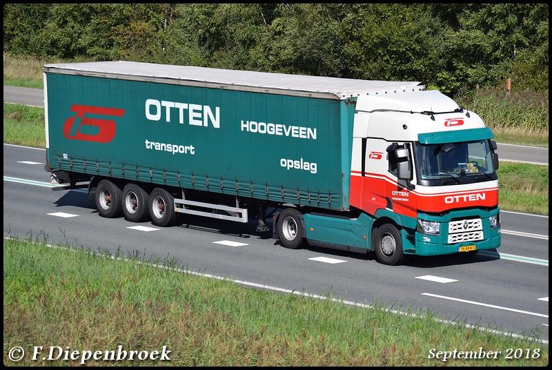 78-BKN-3 Renault T Otten Hoogeveen-BorderMaker - 2018
