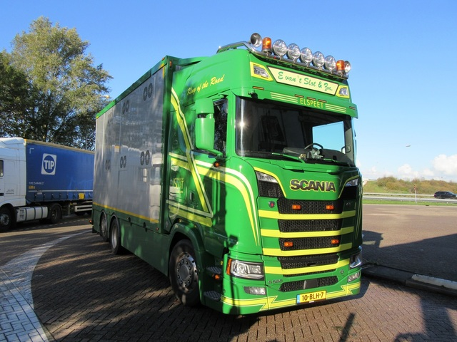 10-BLH-7 1 Scania R/S 2016