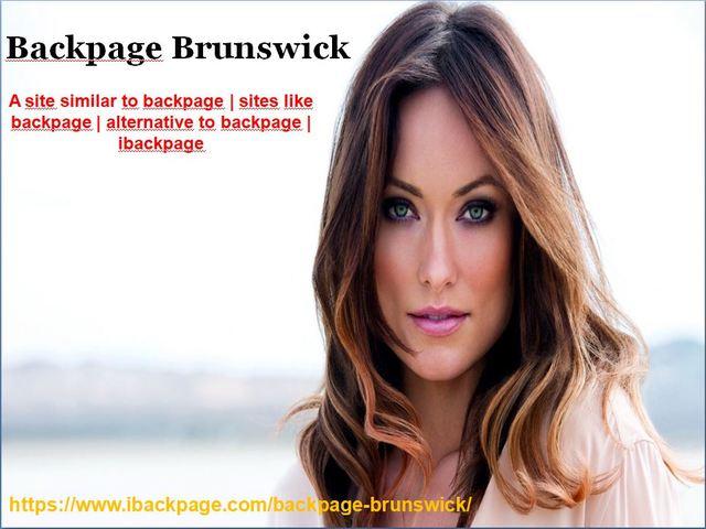 Backpage Brunswick | Alternative to backpage Backpage Brunswick